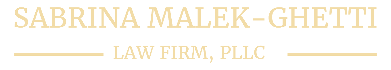 Sabrina Malek-Ghetti Law Firm, PLLC